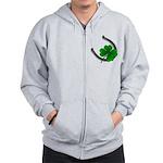 St. Patrick's Lucky Zip Hoodie