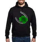 St. Patrick's Lucky Hoodie (dark)