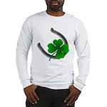 St. Patrick's Lucky Long Sleeve T-Shirt