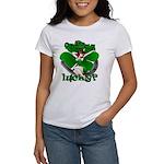 Sexy Irish Pinup Girl Women's T-Shirt