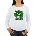 Lucky Irish Women's Long Sleeve T-Shirt