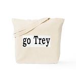 go Trey Tote Bag