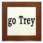 go Trey Framed Tile