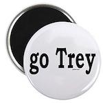 "go Trey 2.25"" Magnet (100 pack)"