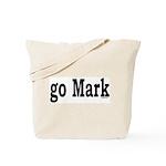 go Mark Tote Bag