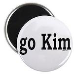 """go Kim 2.25"""" Magnet (100 pack)"""