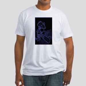 Ready, Aim, Rock 'n' Roll! - Fitted T-Shirt