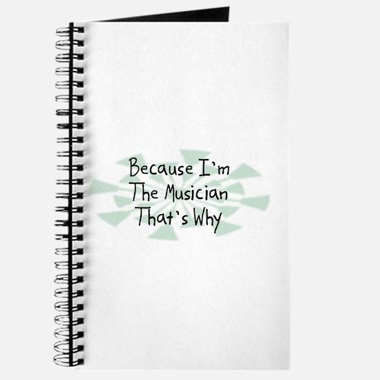 Because Musician Journal