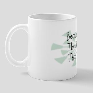 Because Midwife Mug