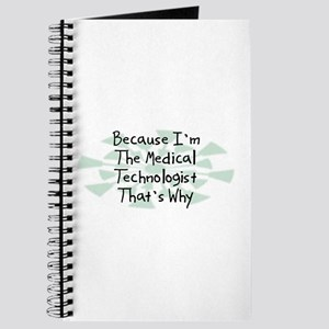 Because Medical Technologist Journal