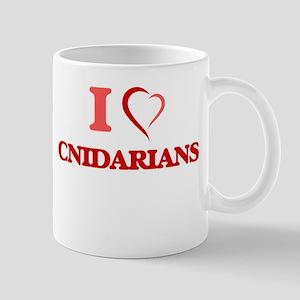 I Love Cnidarians Mugs