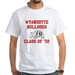 wyandotte bulldogs class of 1972 T-Shirt