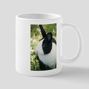 Dutch Bunny Rabbit Large Mugs