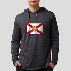 Florida Flag Long Sleeve T-Shirt