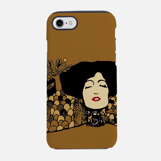 Klimty Lady iPhone 7 Tough Case