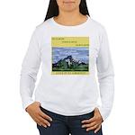 EcoFriendly Women's Long Sleeve T-Shirt