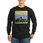 EcoFriendly Long Sleeve Dark T-Shirt