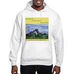 EcoFriendly Hooded Sweatshirt