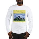 EcoFriendly Long Sleeve T-Shirt