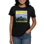 EcoFriendly Women's Dark T-Shirt