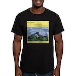 EcoFriendly Men's Fitted T-Shirt (dark)