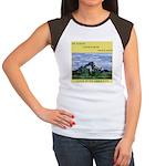 EcoFriendly Women's Cap Sleeve T-Shirt