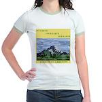 EcoFriendly Jr. Ringer T-Shirt