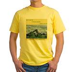 EcoFriendly Yellow T-Shirt