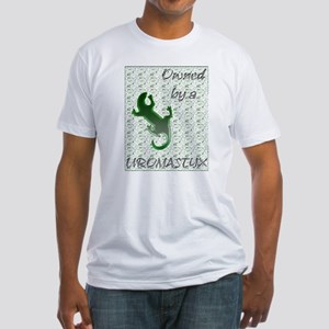 Uromastyx Fitted T-Shirt