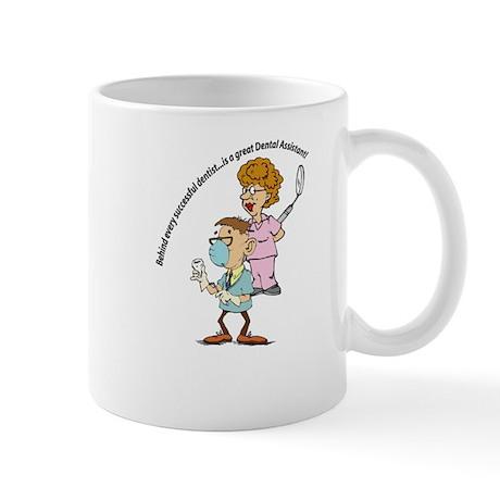 Mug -Behind Every Dentist/DA