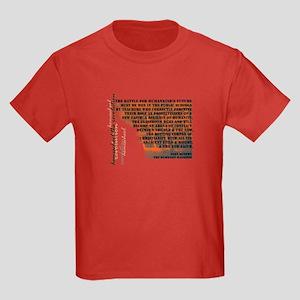 Humanistic Education Kids Dark T-Shirt