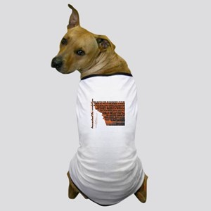 Humanistic Education Dog T-Shirt