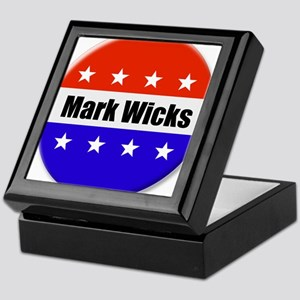 Mark Wicks Keepsake Box