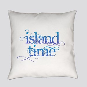 Island Time Everyday Pillow