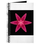 Pink Lily I Journal