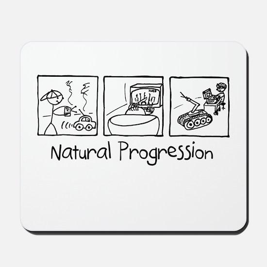 EOD - Natural Progression Mousepad