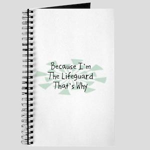 Because Lifeguard Journal