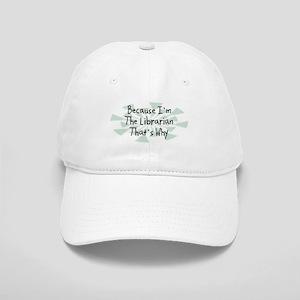 Because Librarian Cap