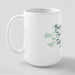 Because Lawyer Large Mug
