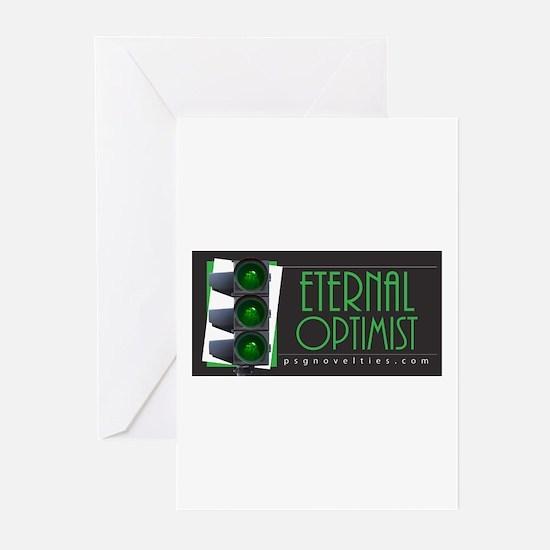 Eternal Optimist Greeting Cards (Pk of 10)