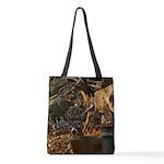 Deer Polyester Tote Bag