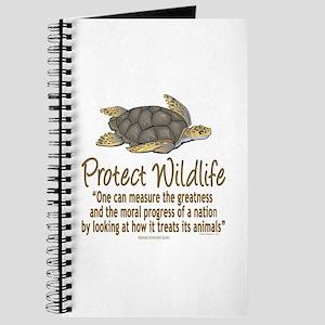 Protect Sea Turtles Journal
