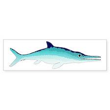 Ichthyosaur Bumper Sticker