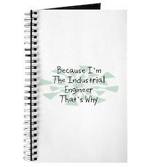 Because Industrial Engineer Journal