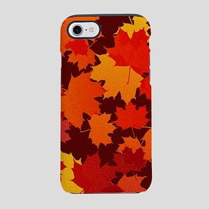 Autumn Leaves iPhone 7 Tough Case