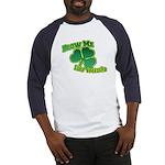 Blow me im Irish Baseball Jersey