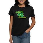 Blow me im Irish Women's Dark T-Shirt