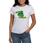 Blow me im Irish Women's T-Shirt