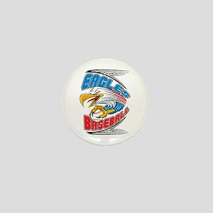 Eagles Baseball Mini Button