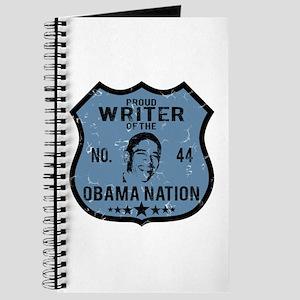 Writer Obama Nation Journal